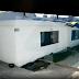Vídeo - Delincuente se tiro al vació del techo de una vivienda, se levantó y siguió su paso corriendo