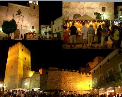 Mercado Medieval de Orce, Granada.