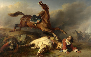 """من غرائب التاريخ """"معركة كارانسيبيس"""""""