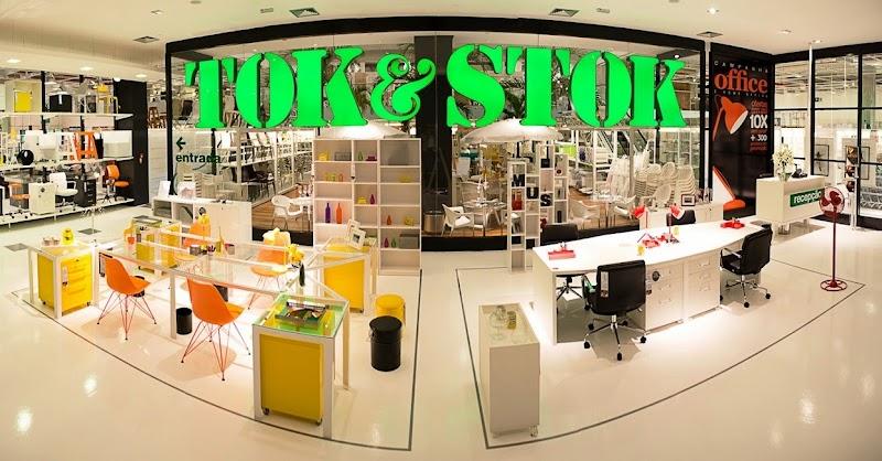 Tok&Stok reinaugura loja do Shopping Market Place com novo conceito
