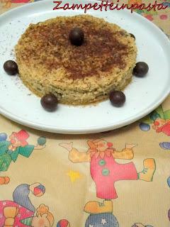 Cheesecake al pandoro