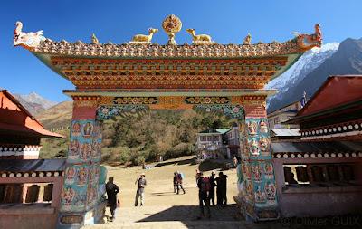 Monastère Tengboche