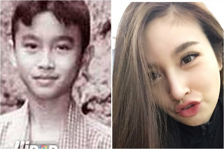 20 foto before after perubahan transgender paling ekstrim