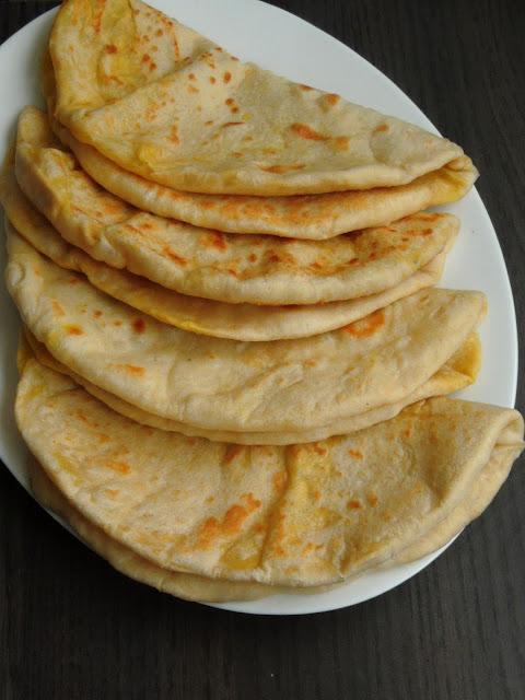 Dhalpuri Roti, Trini Dholl Puri