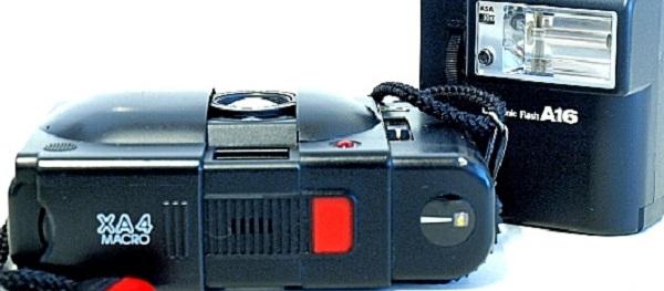 Olympus XA Capsule Cameras