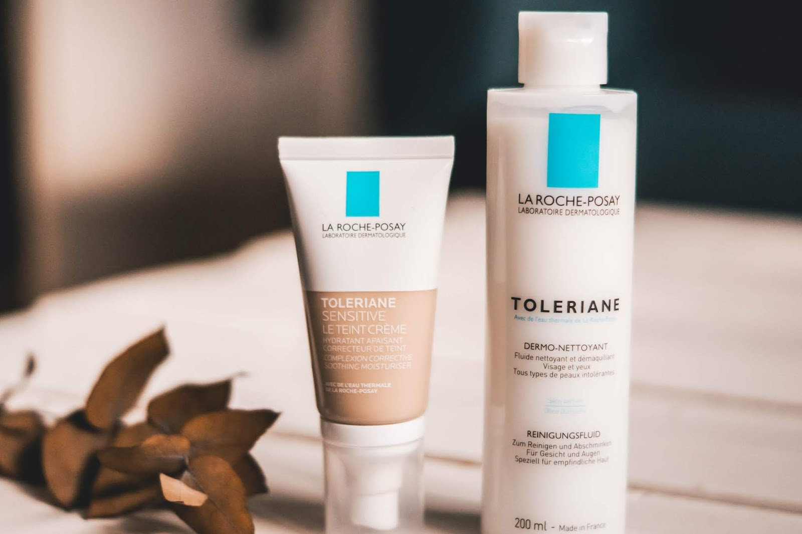 La Roche Posay sensitive avis