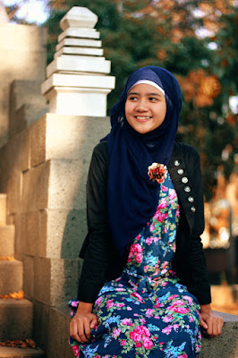 model hijab wisuda untuk wajah bulat model hijab wisuda terbaru
