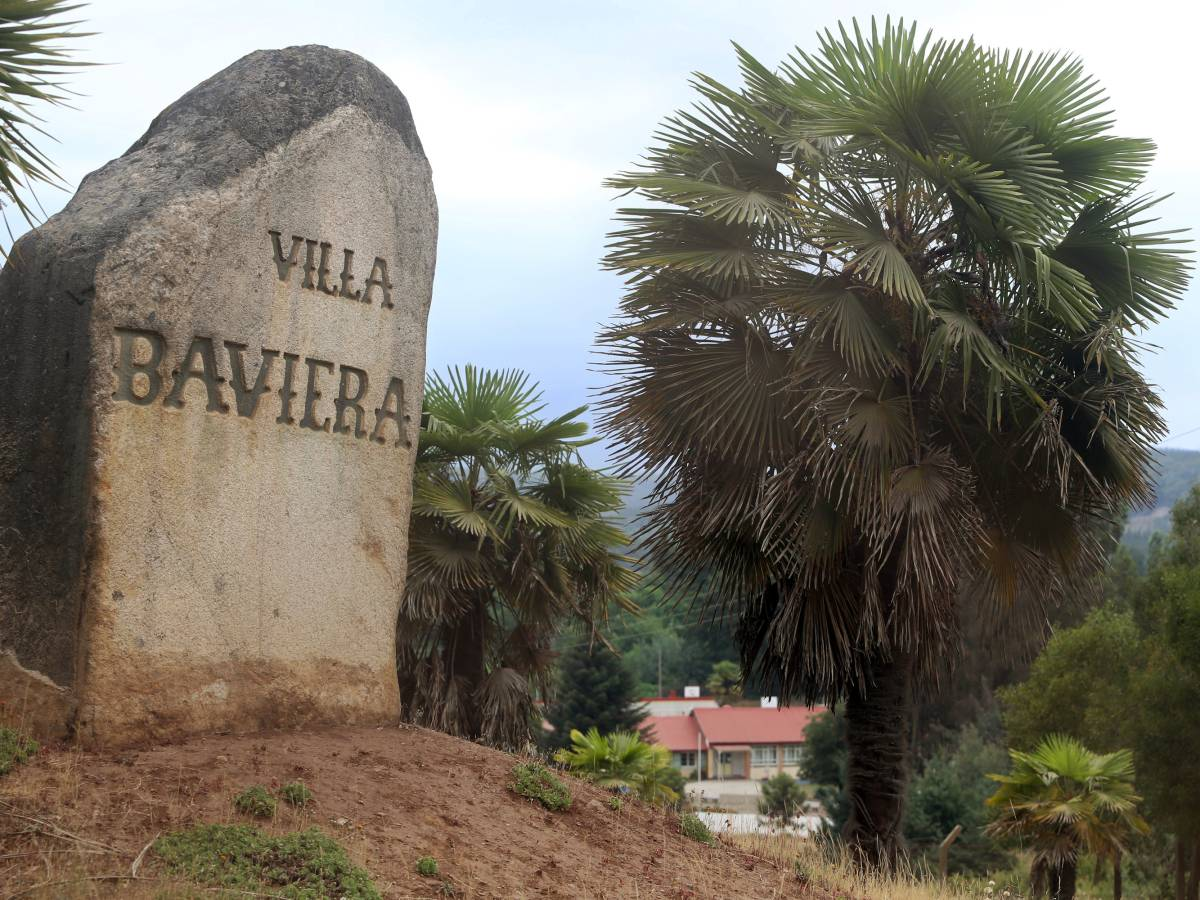 Colonia Dignidad A Secret Nazi Cult Hidden In The Mountains Of Chile - The Colonia Remains