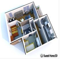 Free Download Sweet Home 3D Portable for Windows 6.2
