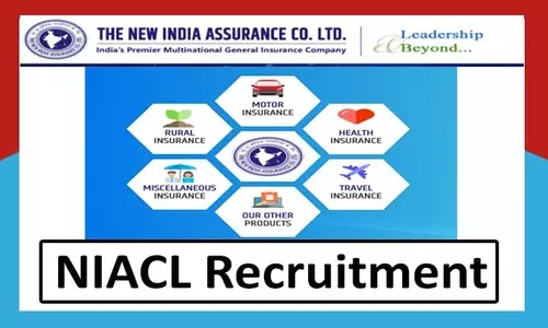 New India Assurance Recruitment 2021, Apply Online for NIACL AO Job Vacancy