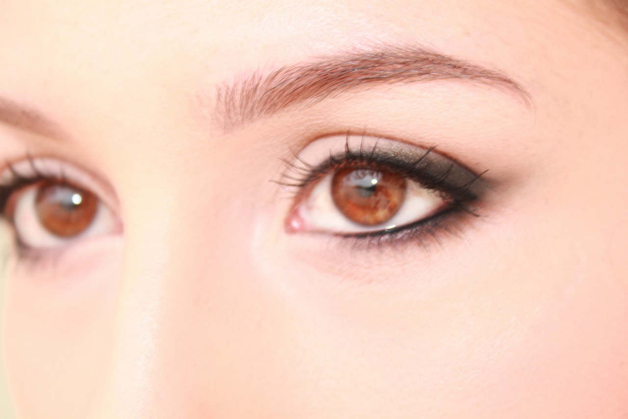 Beauty Touch: MAKEUP-LOOK   Simple Smokey Eyeliner