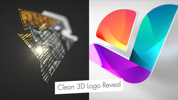 Clean 3D Logo Reveal[Videohive][After Effects][27200974]