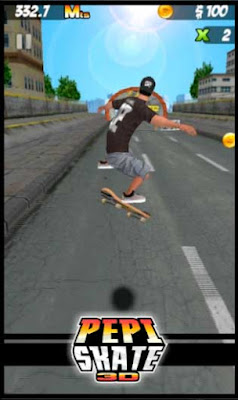 Descarga PEPI Skate 3D (Mod) en tu dispositivo Android