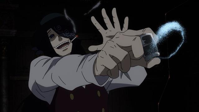 โจ๊กเกอร์ (Joker: ジョーカー) @ หน่วยผจญคนไฟลุก