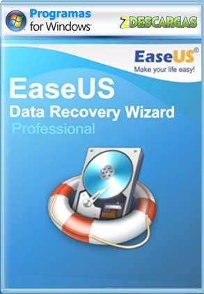EaseUS Data Recovery Wizard (2020) Full Español [MEGA]
