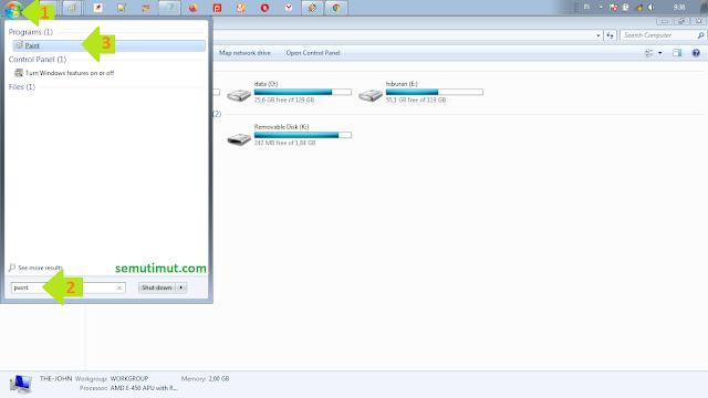 cara screenshot laptop acer windows 8
