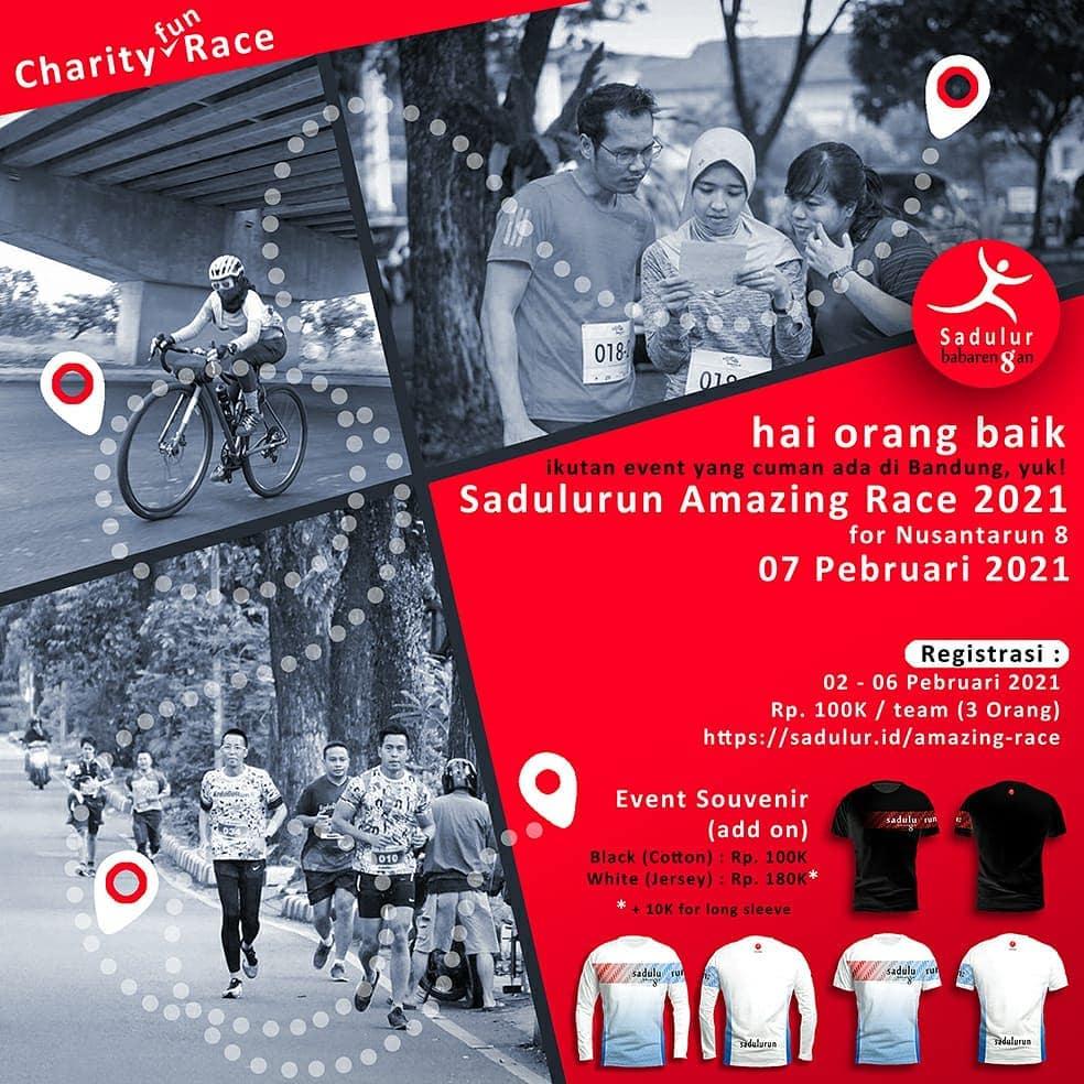 Sadulurun Amazing Race • 2021