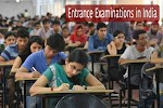 Entrance Examinations List in India
