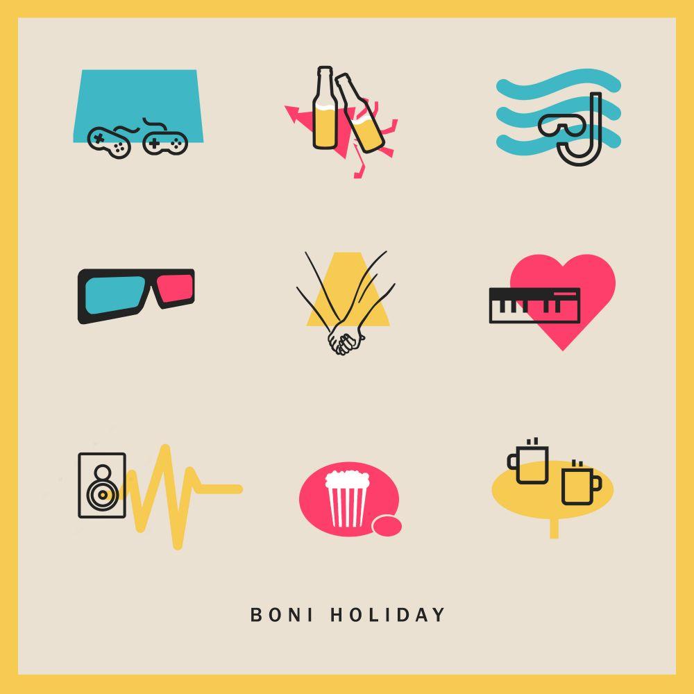 Boni – Holiday – Single