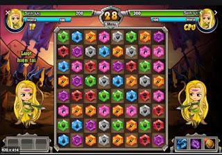 Game đại chiến kim cương hấp dẫn