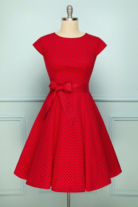Zapaka.com – polka dot dresses