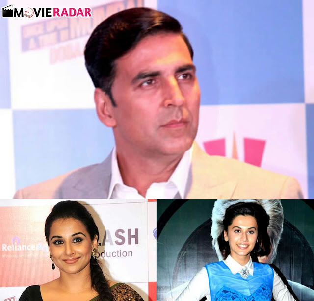 Akshay Kumar to play the role of a scientist in Mission Mangal|Movie Radar
