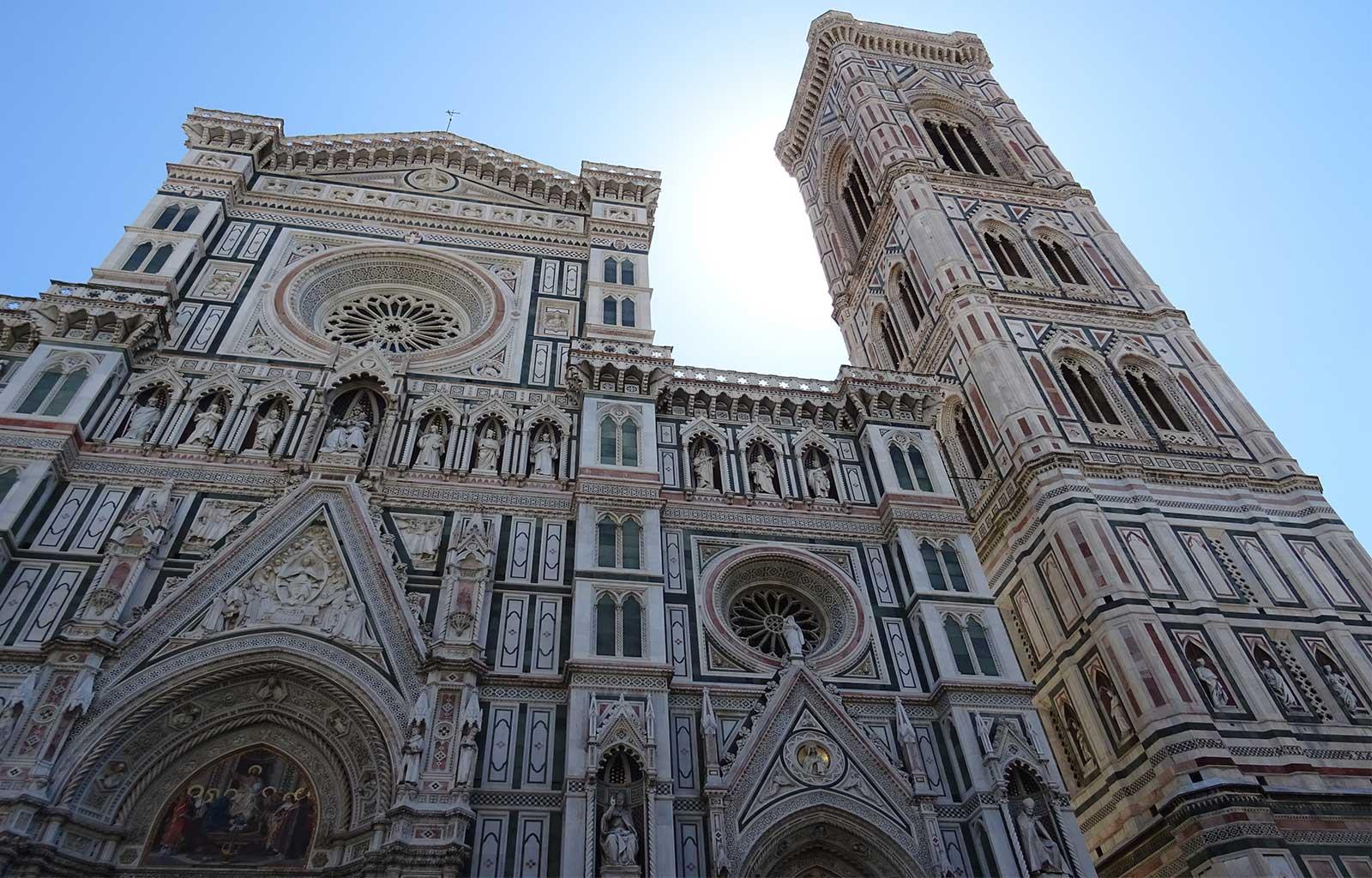 Voyage italie toscane Florence Cathédrale santa maria del fiore