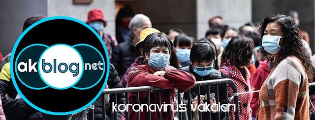 Koronavirüs Vakaları En Çok Nerede