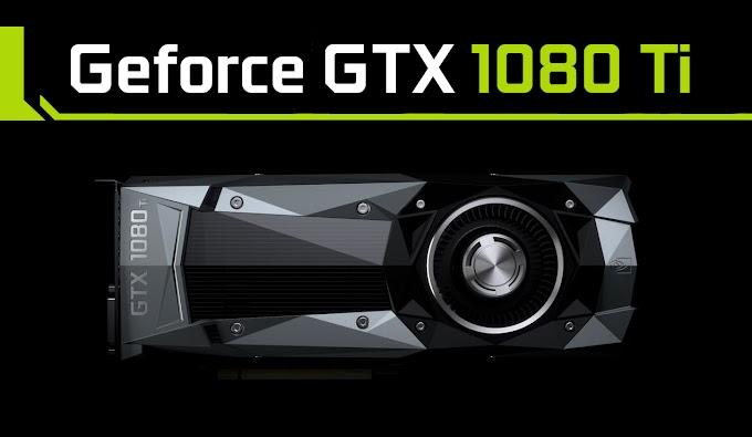 Sorteio de uma Placa de vídeo NVidia GeForce GTX 1080Ti