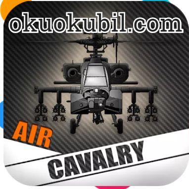 Helicopter Sim Flight Simulator Air Cavalry Pilot 1.97 Sınırsız Para + Silah Apk + Моd İndir