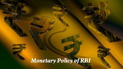 monetary policy of RBI