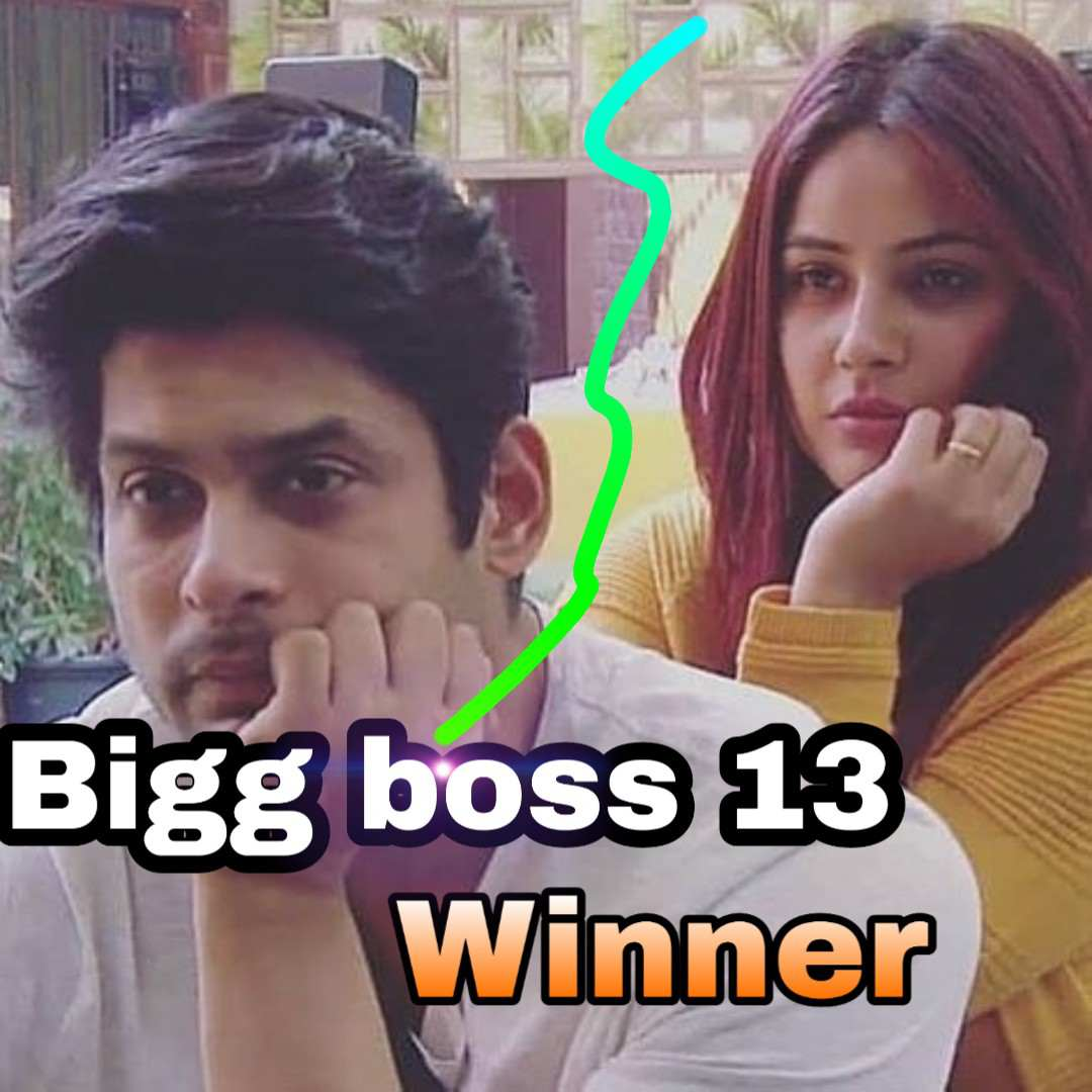 Bigg boss 13 winner, bigg boss season 13 winner, bigg boss 13 grand finale