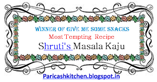 Thanks Madhu from paricashkitchen
