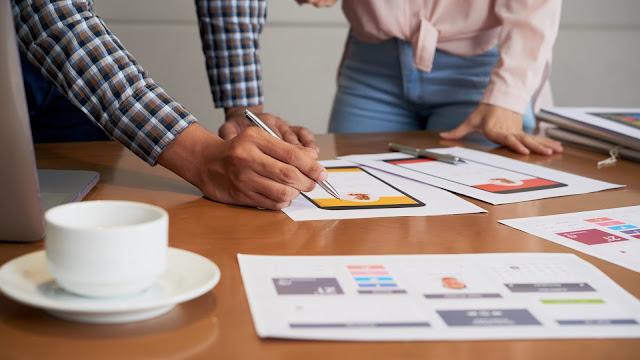 نماذج تصميم الويب