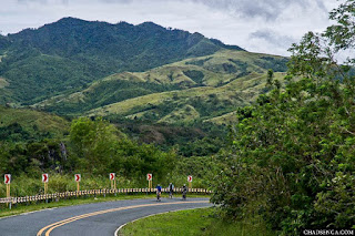 Uphill, Bike Challenge: The Sierra Madre Experience