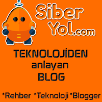 Teknolojiden Anlayan Blog: Siber Yol!.