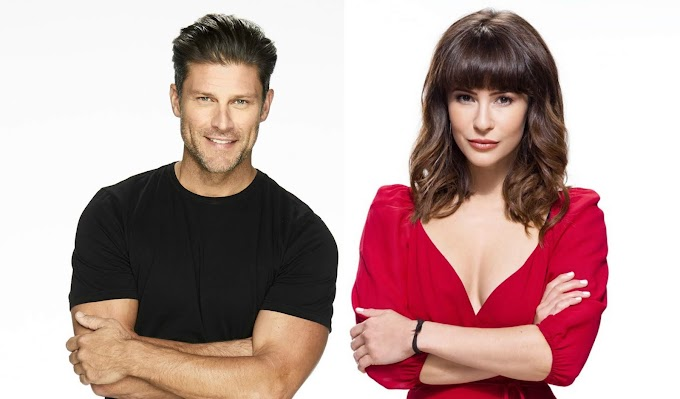 Linsey Godfrey & Greg Vaughan Make Brief Days of Our Lives Exit!