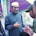 Ketua Umum DPP FPI, KH Ahmad Sobri Lubis Disambut Masyarakat Saat Mengunjungi Warga Korban Banjir Jakarta