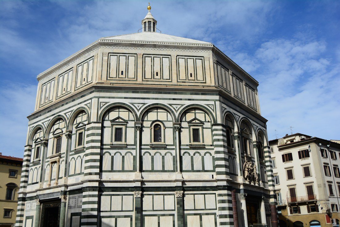 baptistère Florence