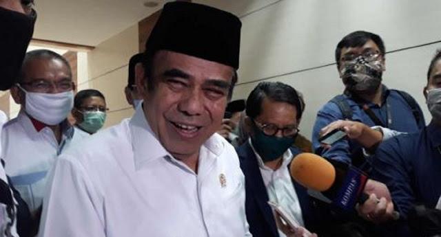 Positif Corona, Menag Fachrul Razi Sudah 2 Bulan Tak Temui Jokowi ke Istana