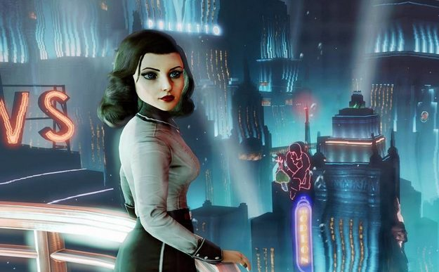 BioShock open wold game