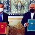 GRANDE ACONTECIMENTO NO EIXO FINAL ANTES DA TERCEIRA GUERRA MUNDIAL: Irã e China assinam parceria estratégica abrangente de 25 anos