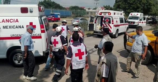 Atropellan a anciano y la Cruz Roja no lo atiende por ''no tener dinero con qué pagar'' | ¿Y las colectas para qué son?