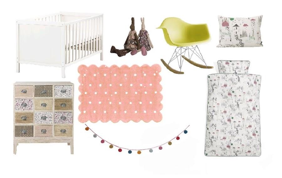 Idea dormitorio bebe