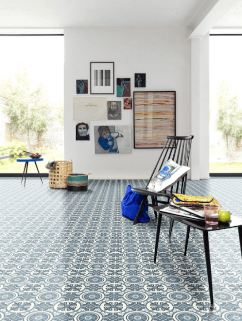 9 Upgrade Living Room Flooring Ideas to Your Interior