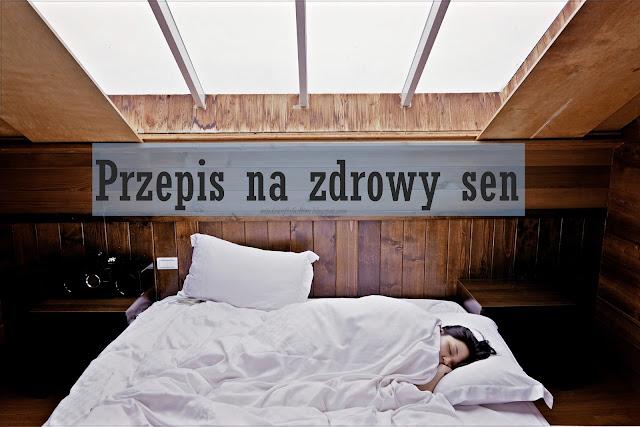 sposoby na zaśnięcie