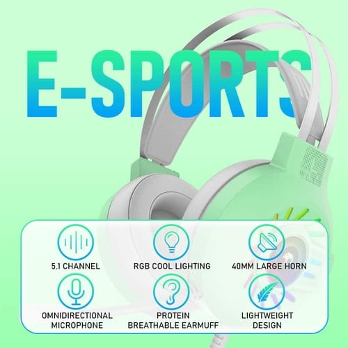 Review LexonElec PS4 Xbox One Gaming Headset