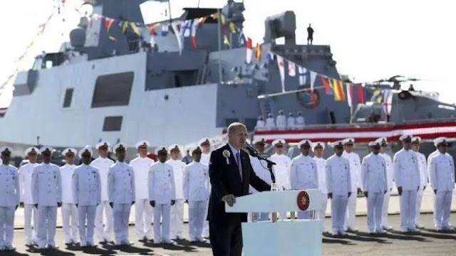 Makin Panas, Erdogan Kenang Perang Ottoman Lawan Pasukan Bikinan Paus