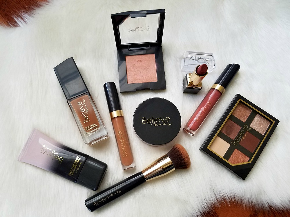 believe beauty makeup