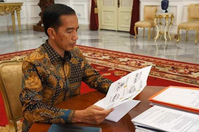 Jokowi: Pandemi Ini Betul-betul Telah Menguras Pikiran Kita